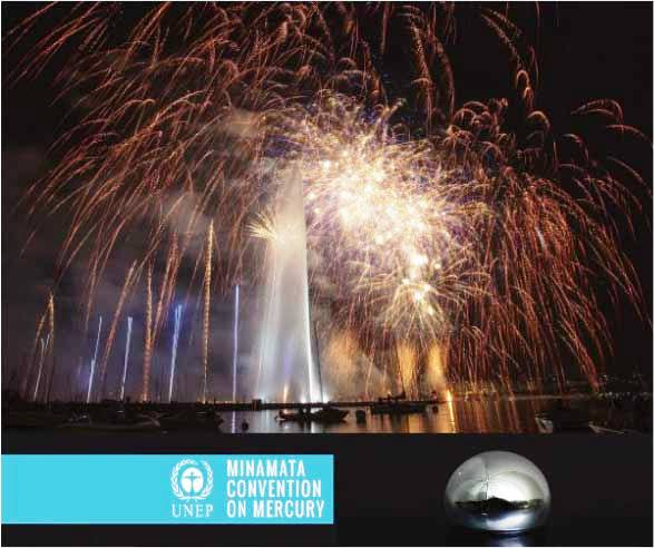 World's First Health & Environment Convention on Mercury  Becomes International Law Today