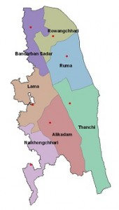 map_bandarban
