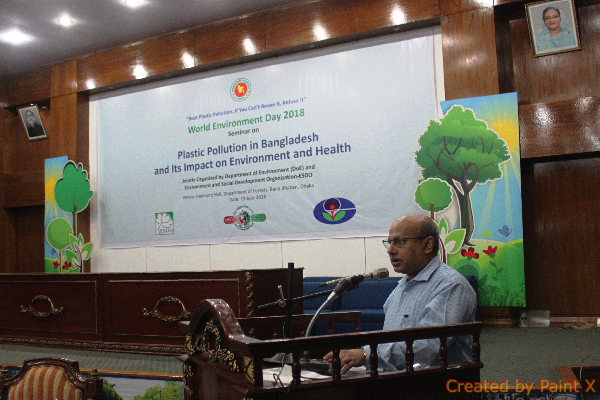Seminar on Plastic Pollution: Enforcement of law not enough, awareness is key