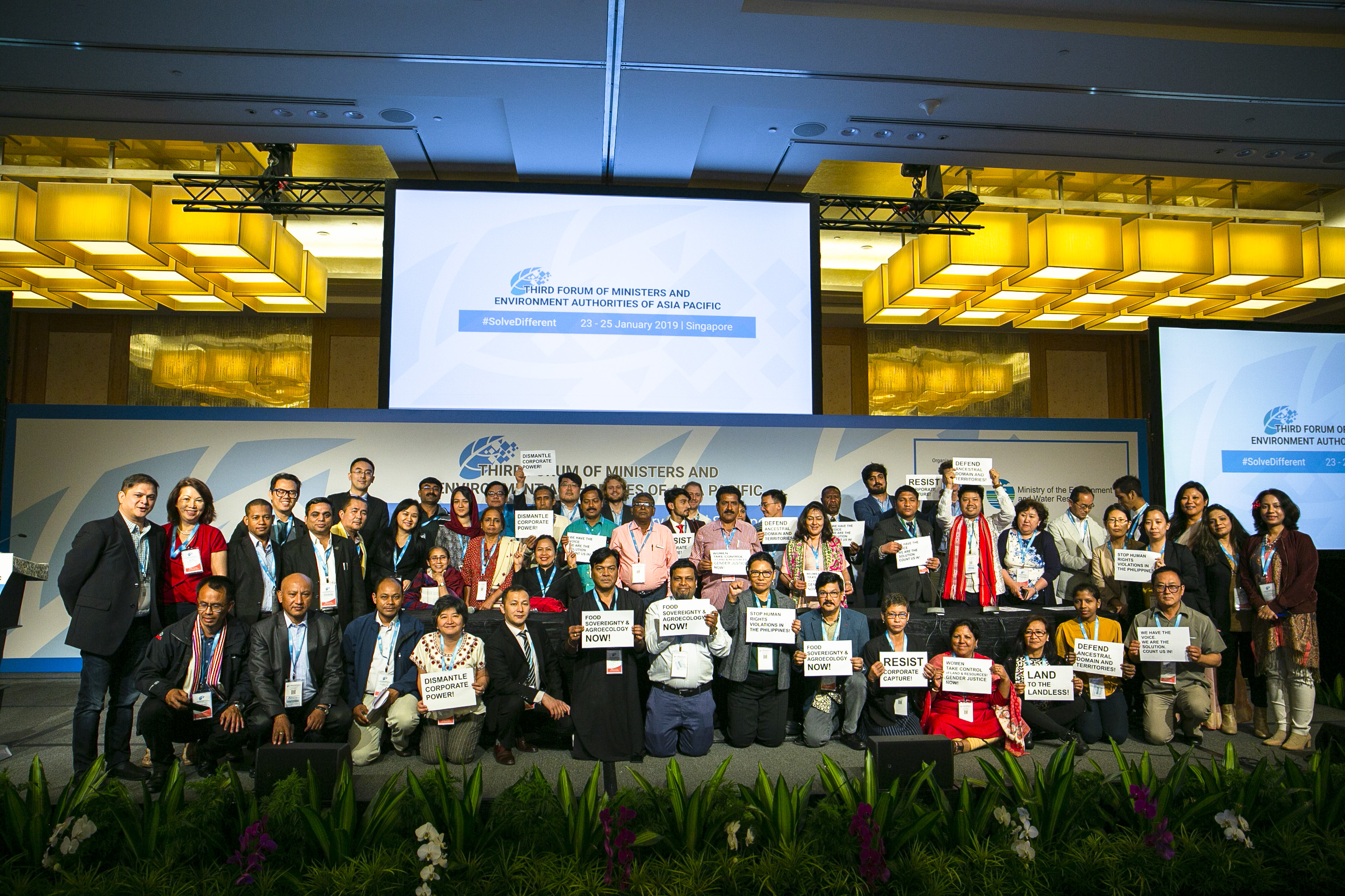 1st Day Highlights of 3rd Forum of Ministers and Environment Authorities of Asia Pacific