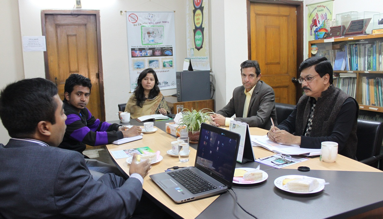 Consultation with BPMA on Eco-labeling and Lead Safe Paints