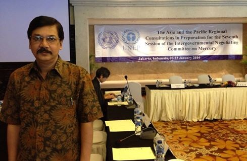 Asia Pacific Consultations on Minamata Convention on Mercury in preparation to the INC7