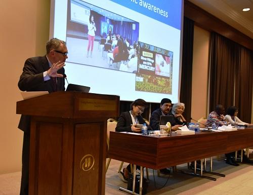 UNEP & World Alliance Urges to Phasing-Down Dental Amalgam Use