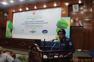 Environment and Social Development Organization-ESD Seminar