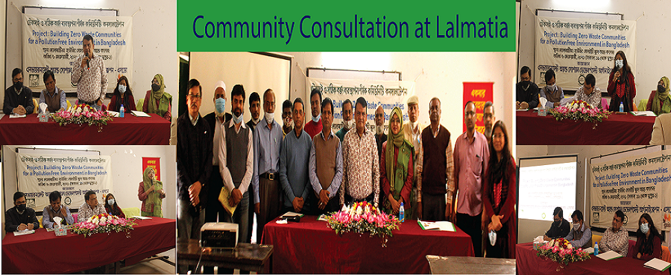 Community Consultation on Sustainable and Proper Waste Management