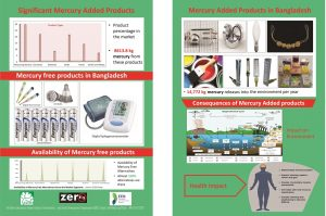 "Press Synopsis ""Mercury added Products and Available Alternatives in Bangladesh"
