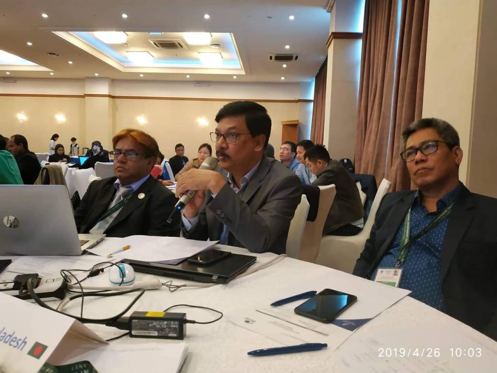 Expanded Constituency Workshops 2019 in Mongolia