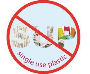 Stop Using Single Use Plastic (SUP)