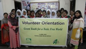 VOLUNTEERS ORIENTATION