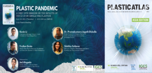 Plastic Pandemic: A deep dive session on the impacts of COVID-19 on single-use plastics