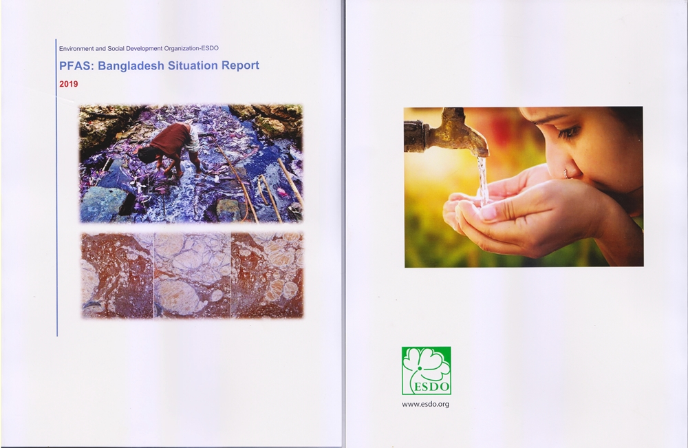 Environment and Social Development Organization-ESD PFAS