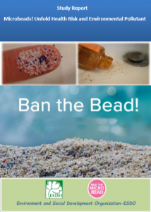 Microbeads! Unfold Health Risk and Environmental Pollutant