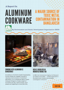 "Report on ""Aluminum Cookware: A Major Source of Lead and other Toxic Metal Contamination in Bangladesh"""